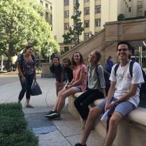 Class in Downtown Brisbane